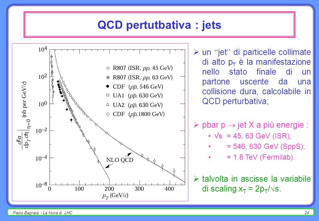 QCD pertutbativa : jets