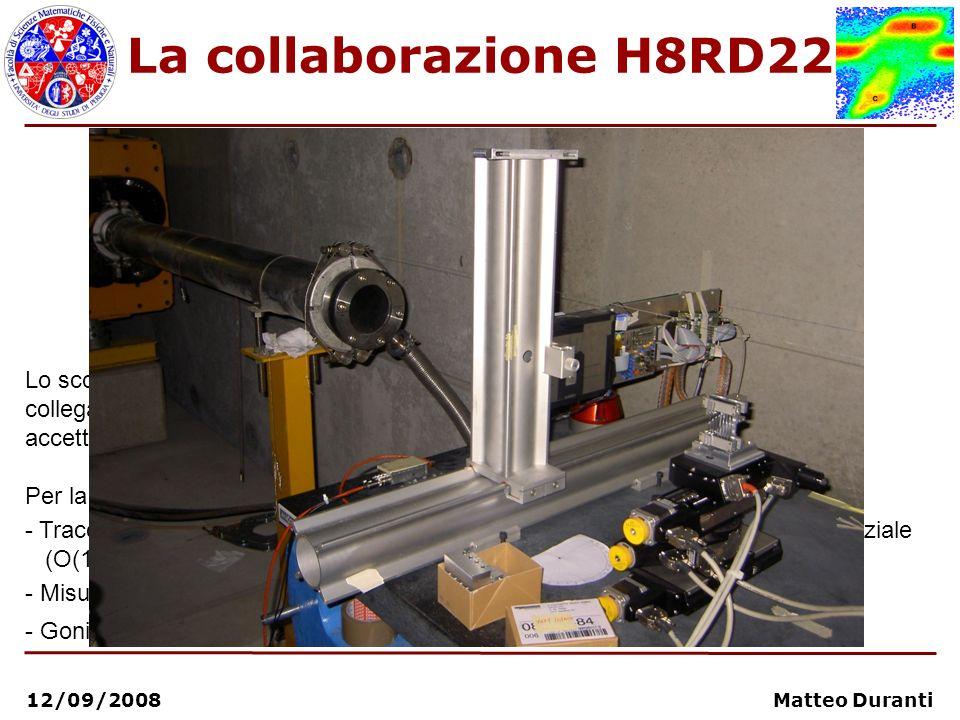 La collaborazione H8RD22