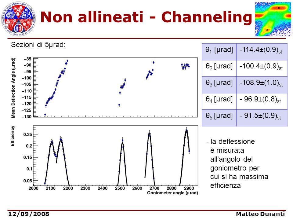 Non allineati - Channeling