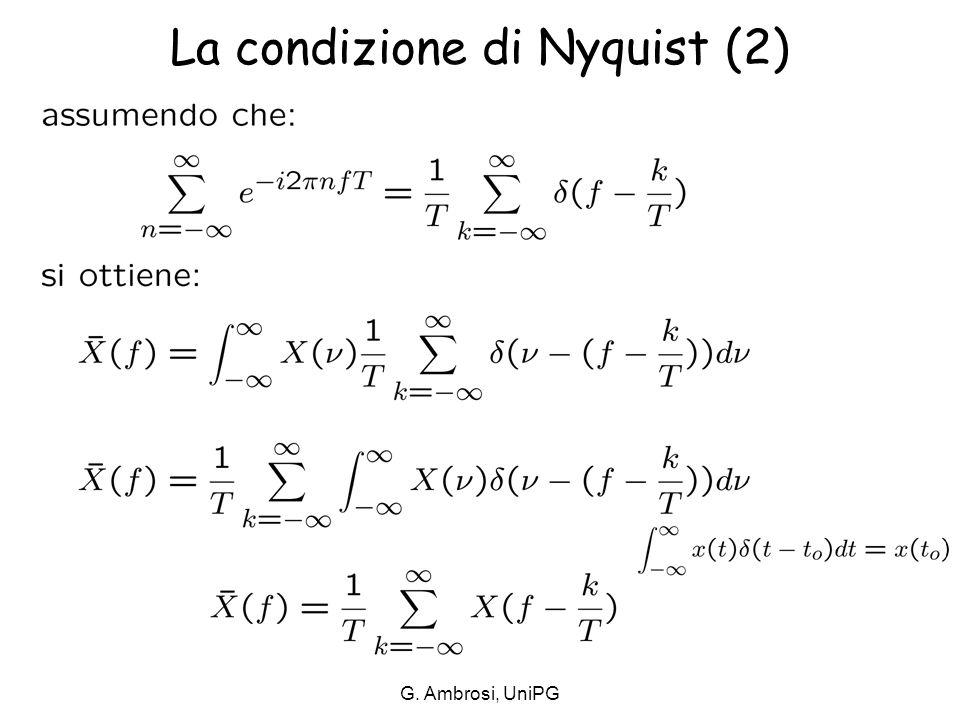 La condizione di Nyquist (2)