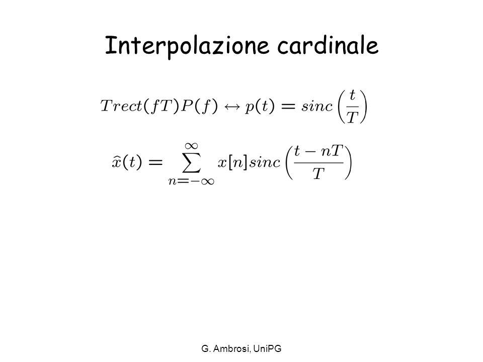 Interpolazione cardinale