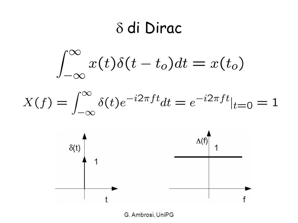  di Dirac G. Ambrosi, UniPG