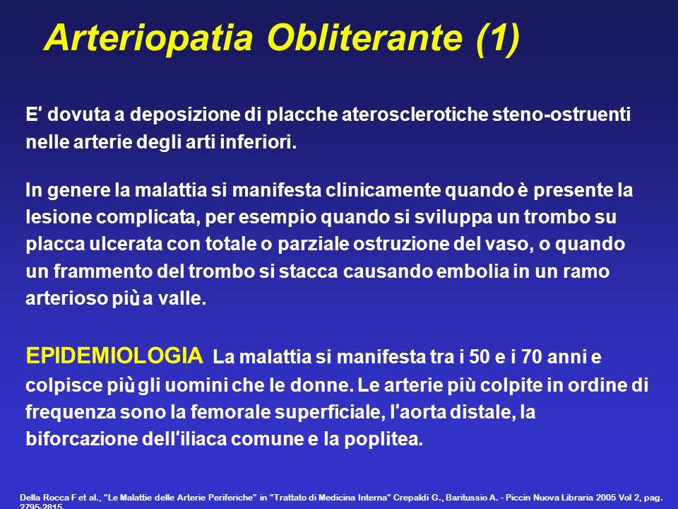 Arteriopatia Obliterante (1)