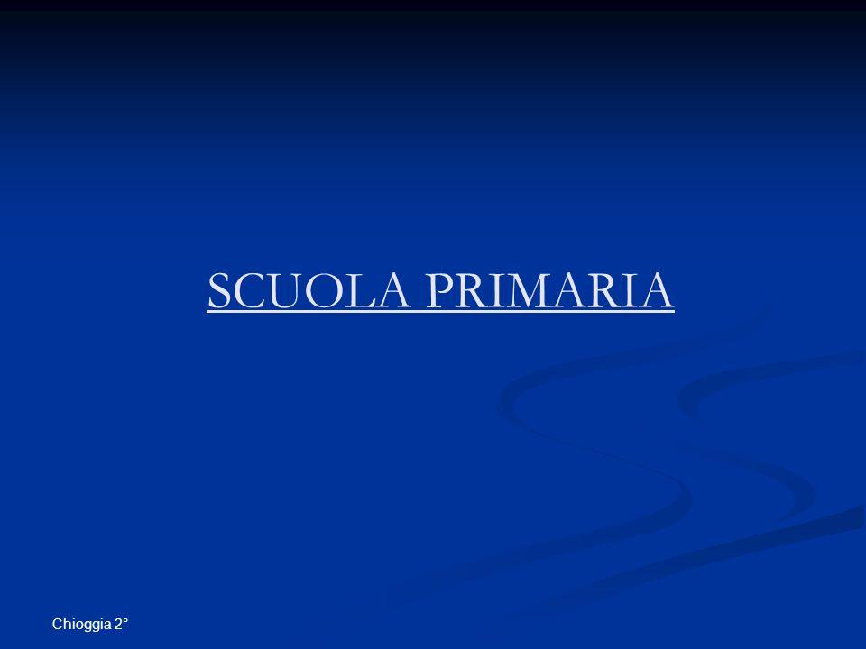 SCUOLA PRIMARIA Chioggia 2°