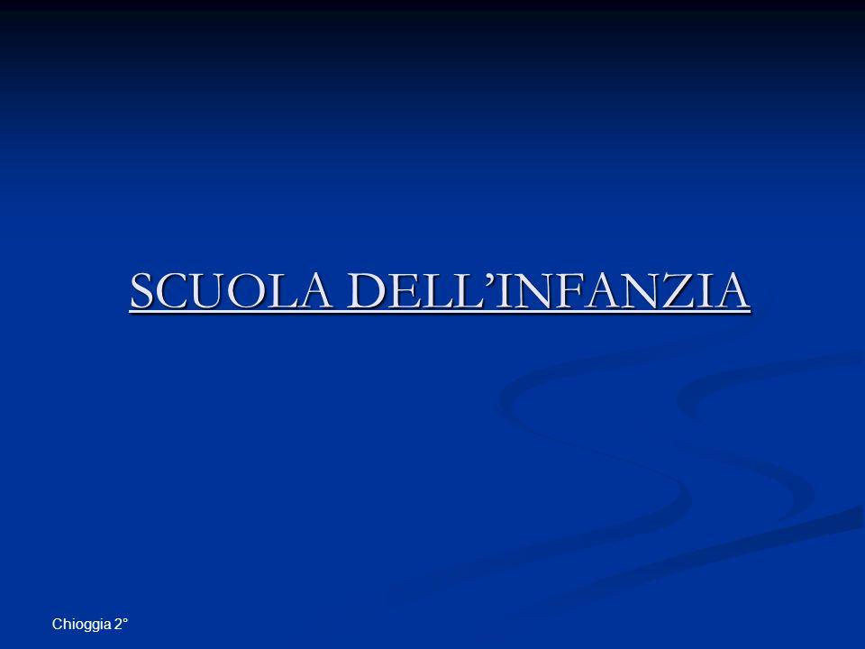 SCUOLA DELL'INFANZIA Chioggia 2°