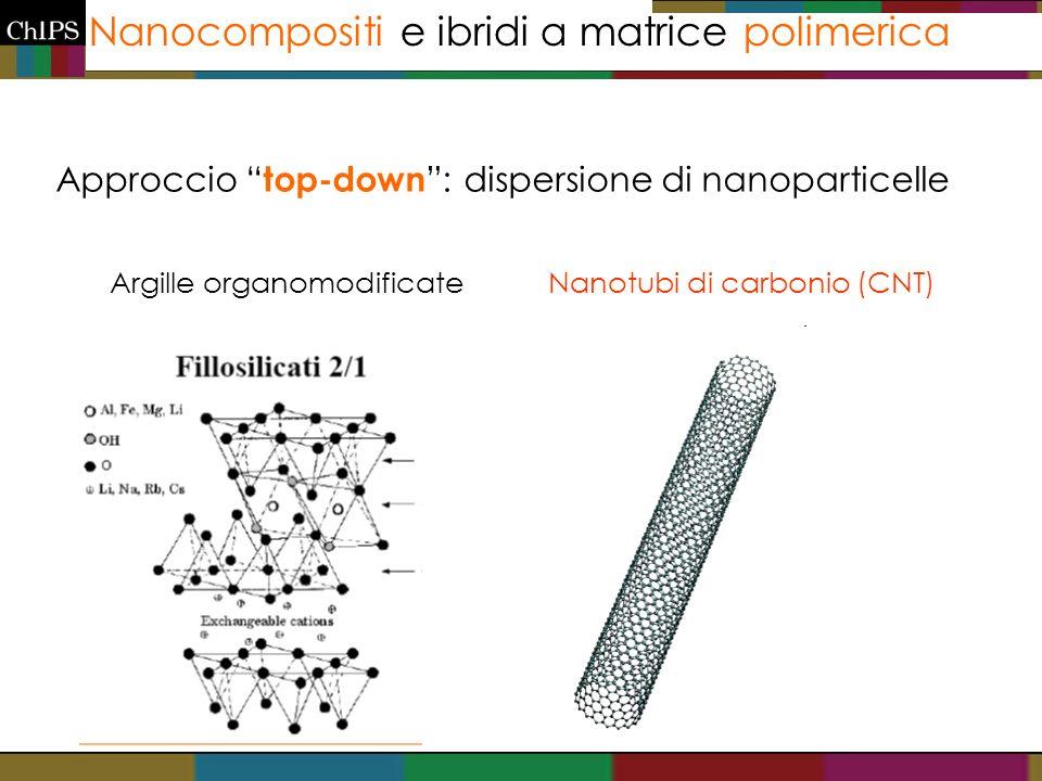 Nanocompositi e ibridi a matrice polimerica