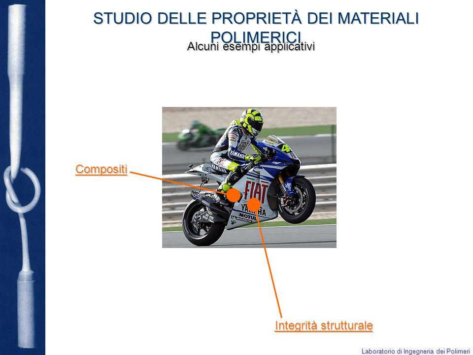 STUDIO DELLE PROPRIETÀ DEI MATERIALI POLIMERICI