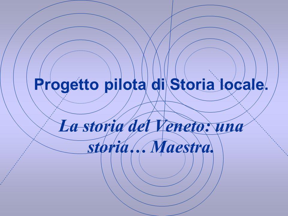 Progetto pilota di Storia locale