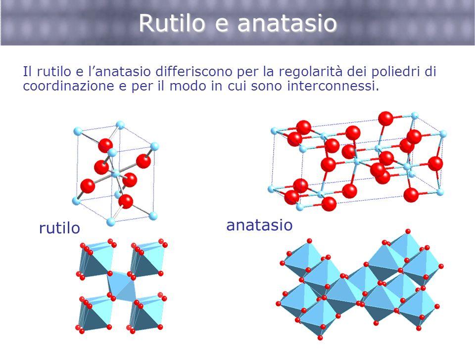 Rutilo e anatasio anatasio rutilo