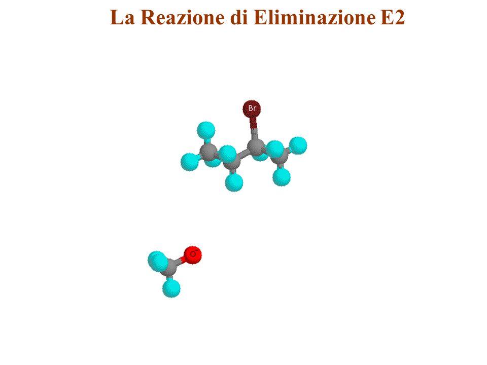 La Reazione di Eliminazione E2