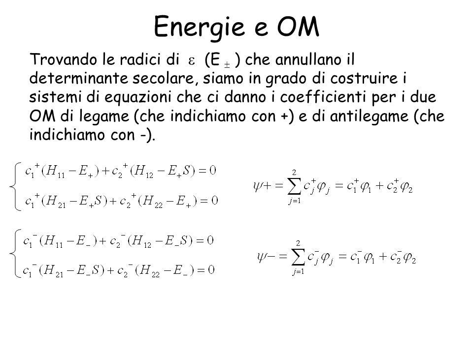 Energie e OM