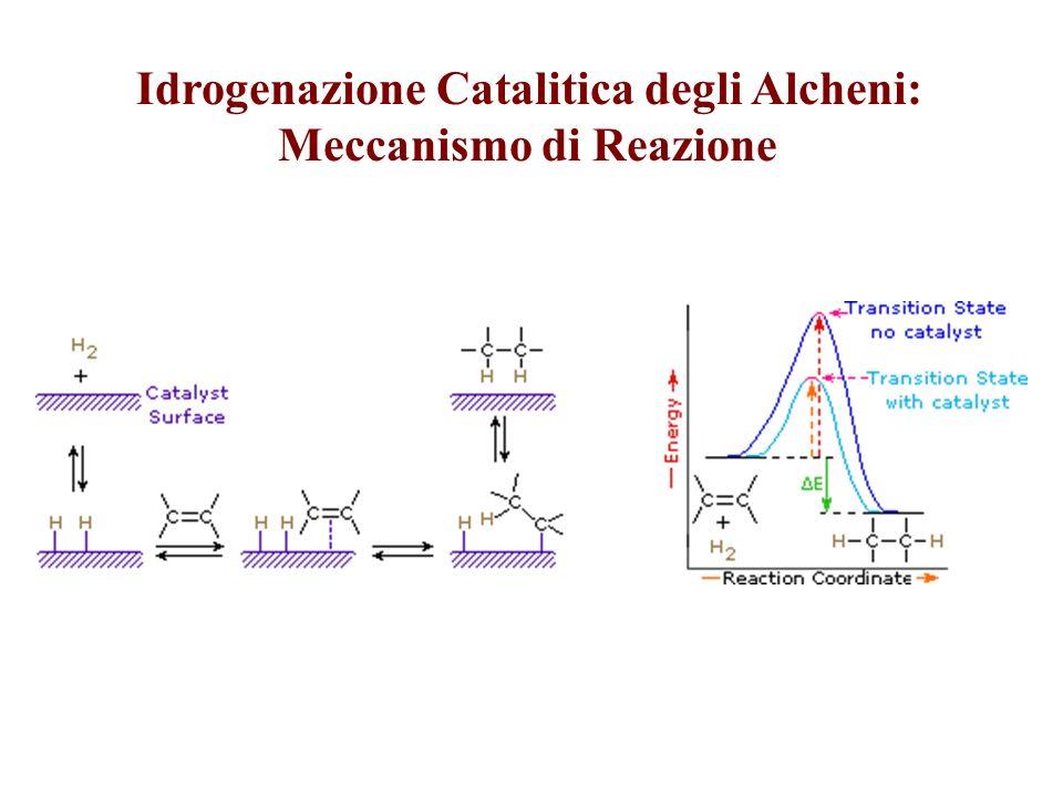Idrogenazione Catalitica degli Alcheni: