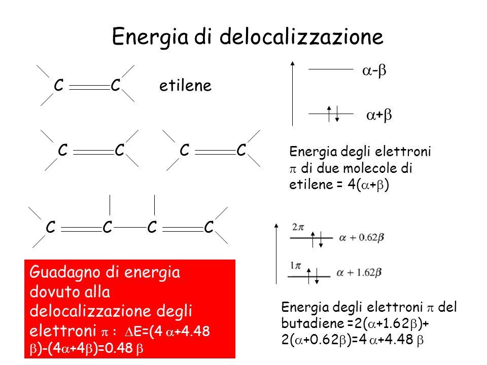 Energia di delocalizzazione