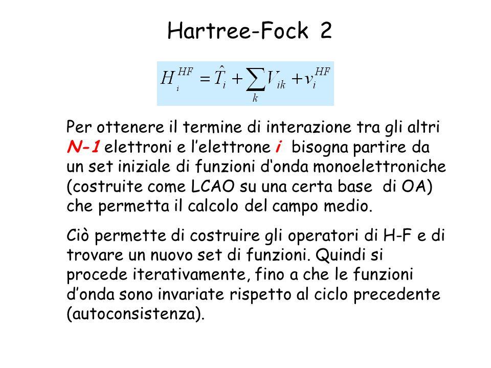 Hartree-Fock 2