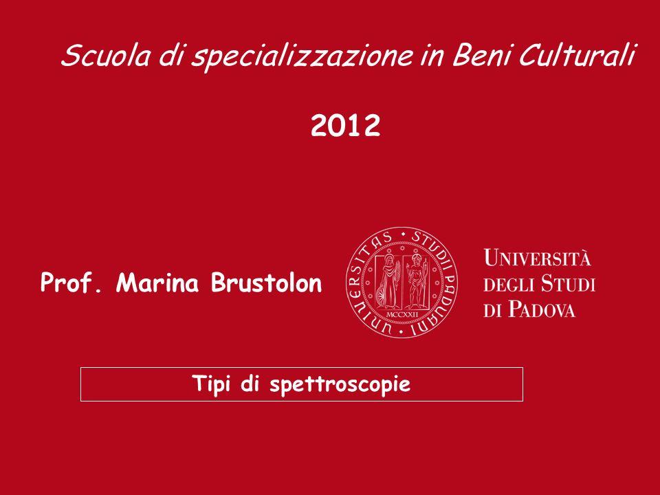 Scuola di specializzazione in Beni Culturali
