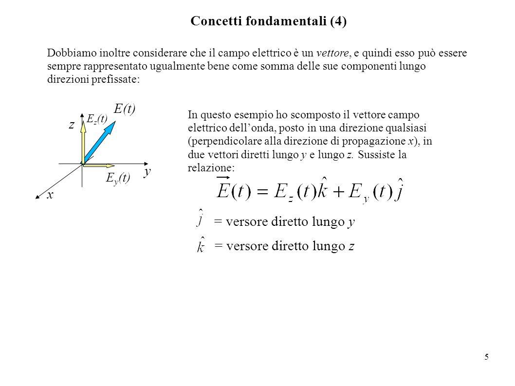Concetti fondamentali (4)