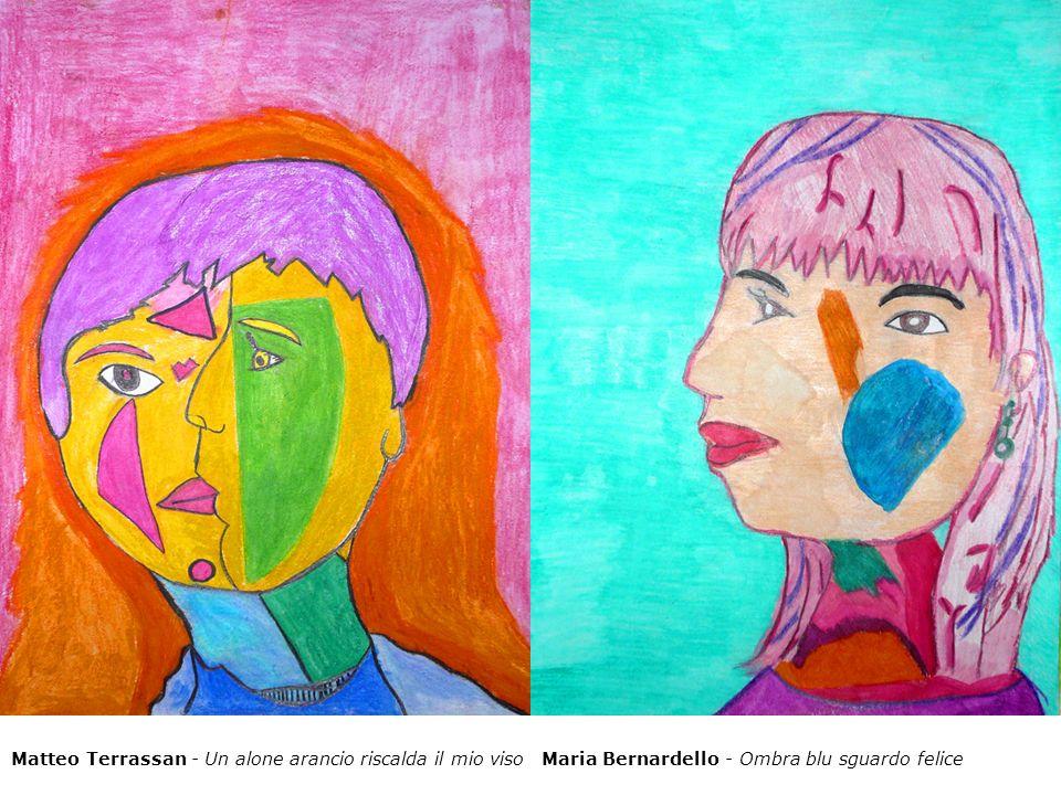 Matteo Terrassan - Un alone arancio riscalda il mio viso