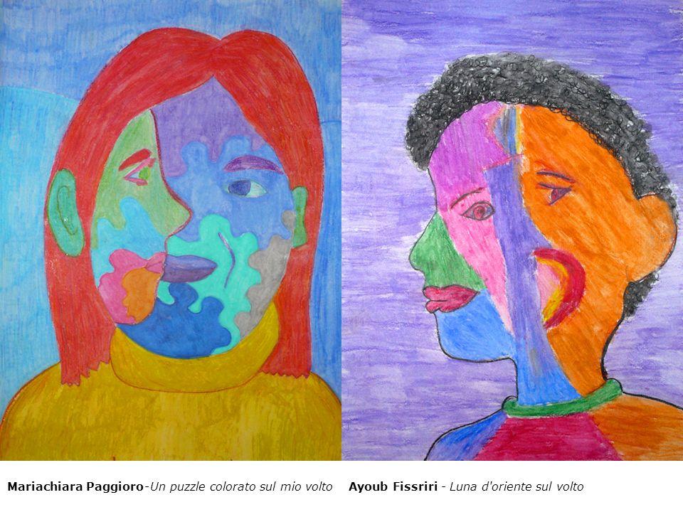 Mariachiara Paggioro - Un puzzle colorato sul mio volto