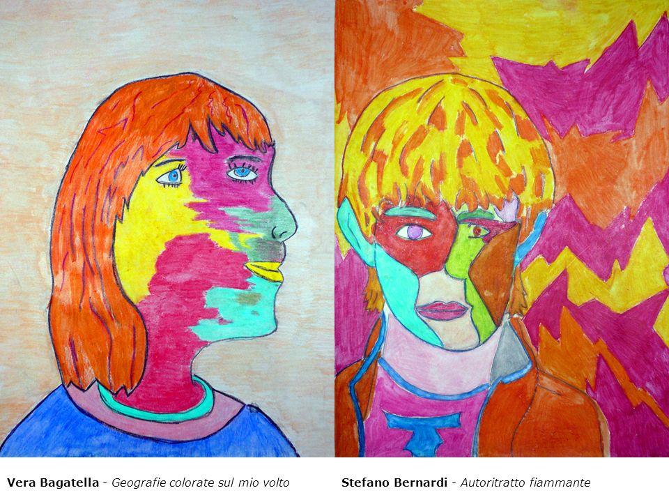 Vera Bagatella - Geografie colorate sul mio volto