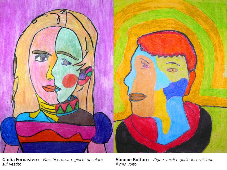 Giulia Fornasiero - Macchia rossa e giochi di colore