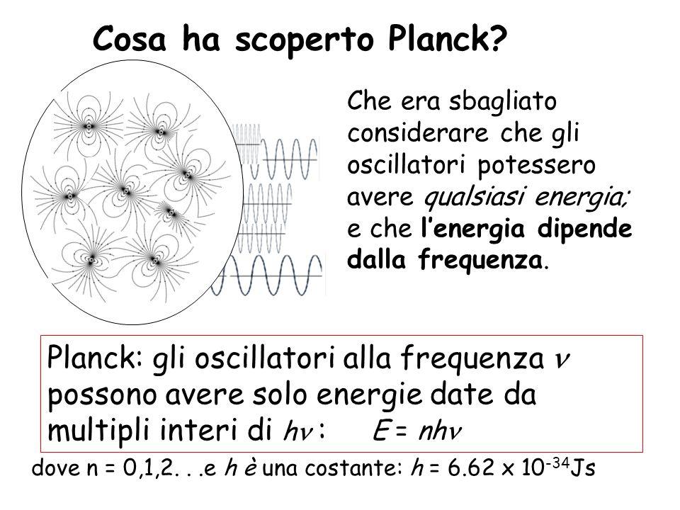 Cosa ha scoperto Planck