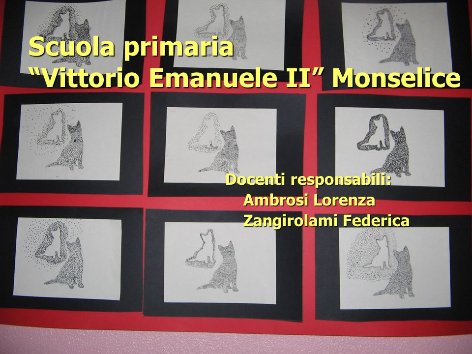Scuola primaria Vittorio Emanuele II Monselice