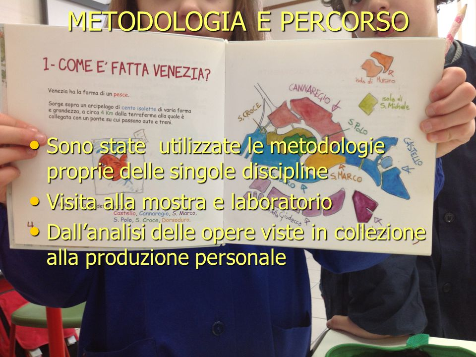 METODOLOGIA E PERCORSO