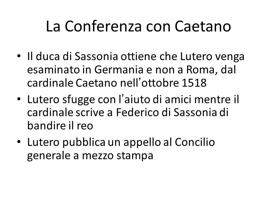 La Conferenza con Caetano