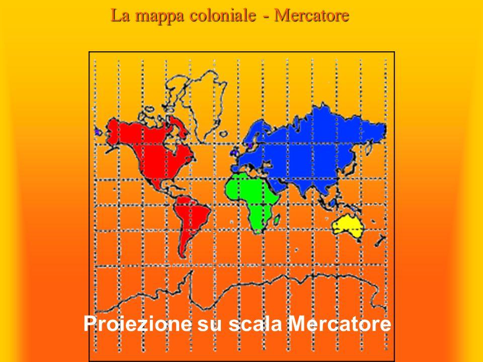 Proiezione su scala Mercatore
