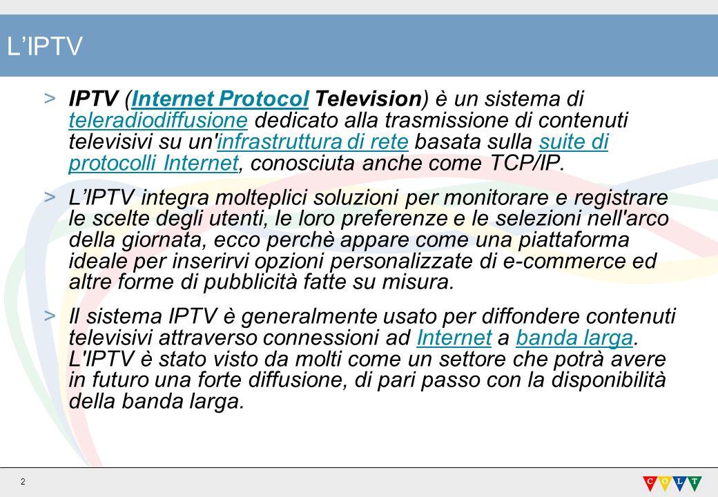 L'IPTV