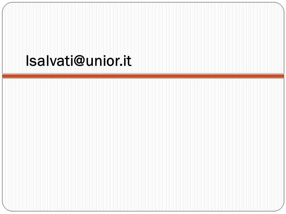 lsalvati@unior.it