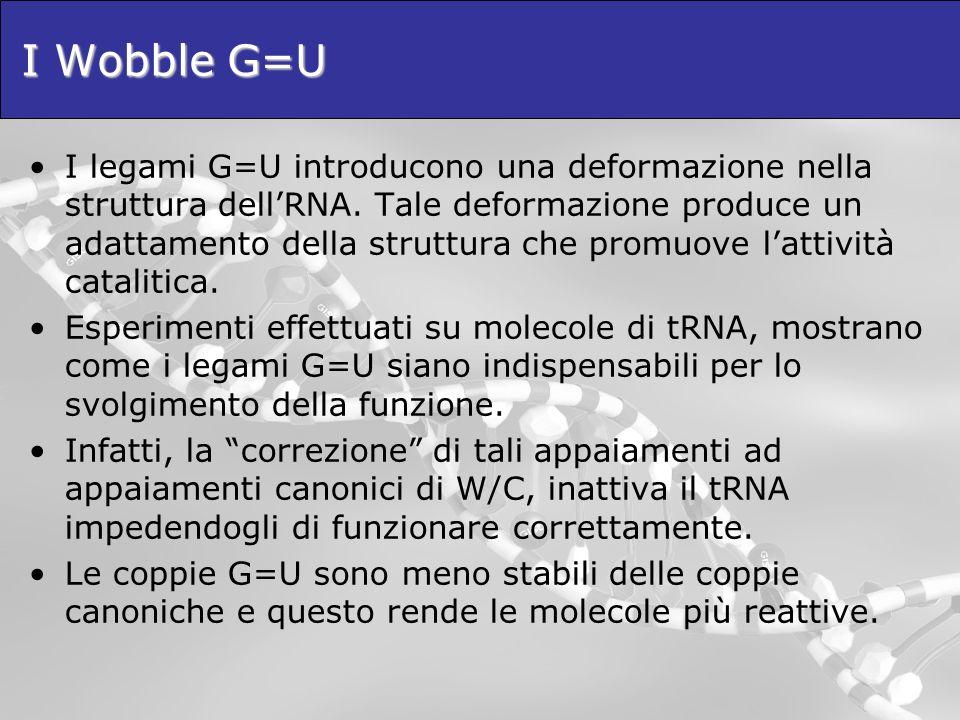 I Wobble G=U