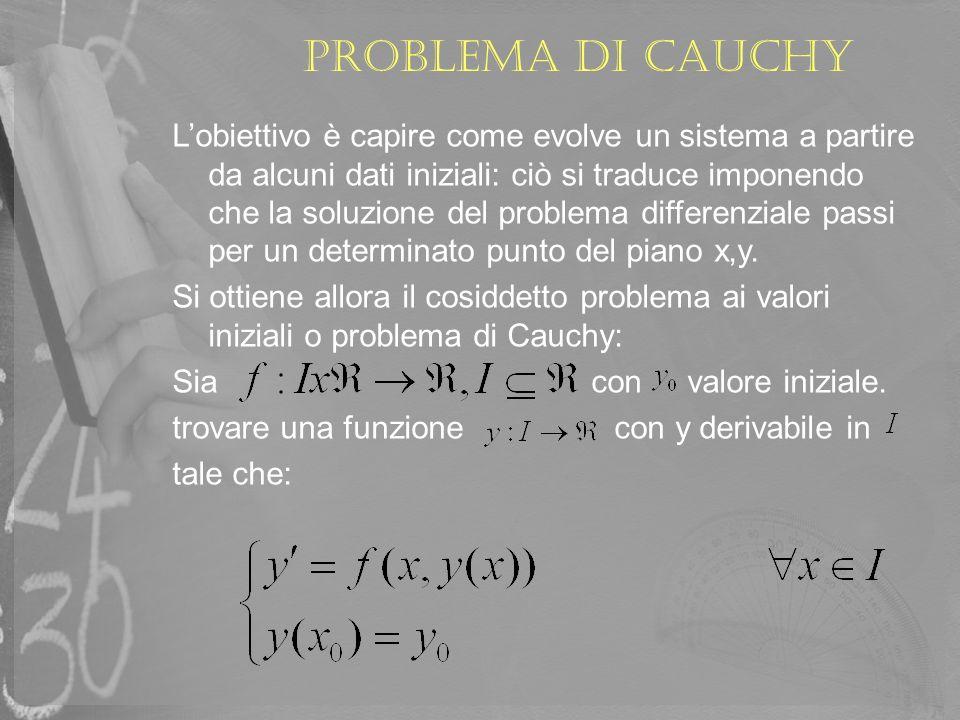 Problema di Cauchy