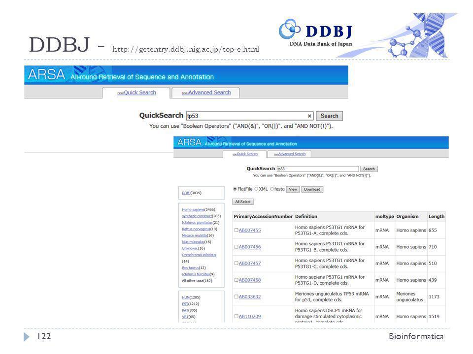 DDBJ - http://getentry.ddbj.nig.ac.jp/top-e.html