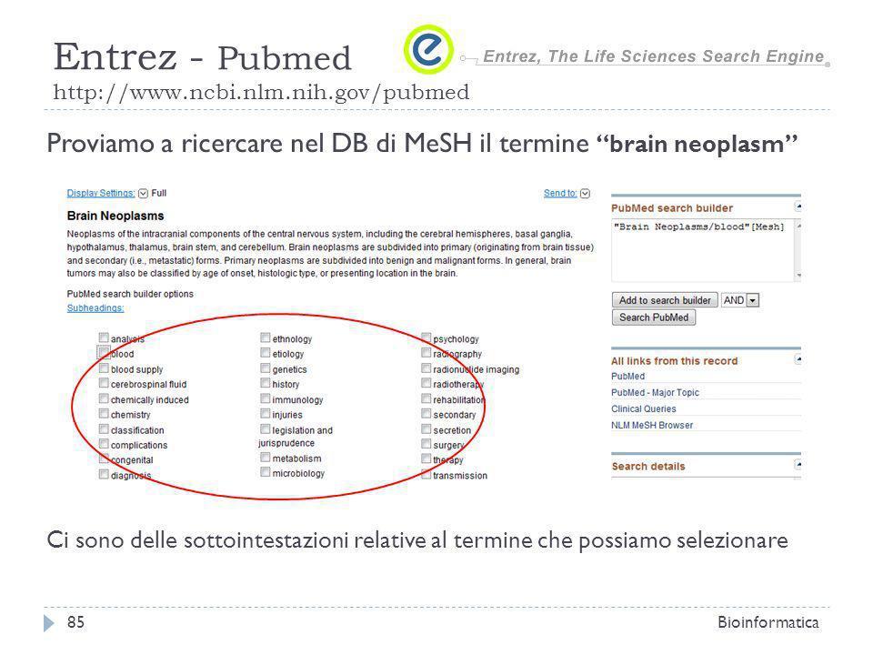 Entrez - Pubmed http://www.ncbi.nlm.nih.gov/pubmed