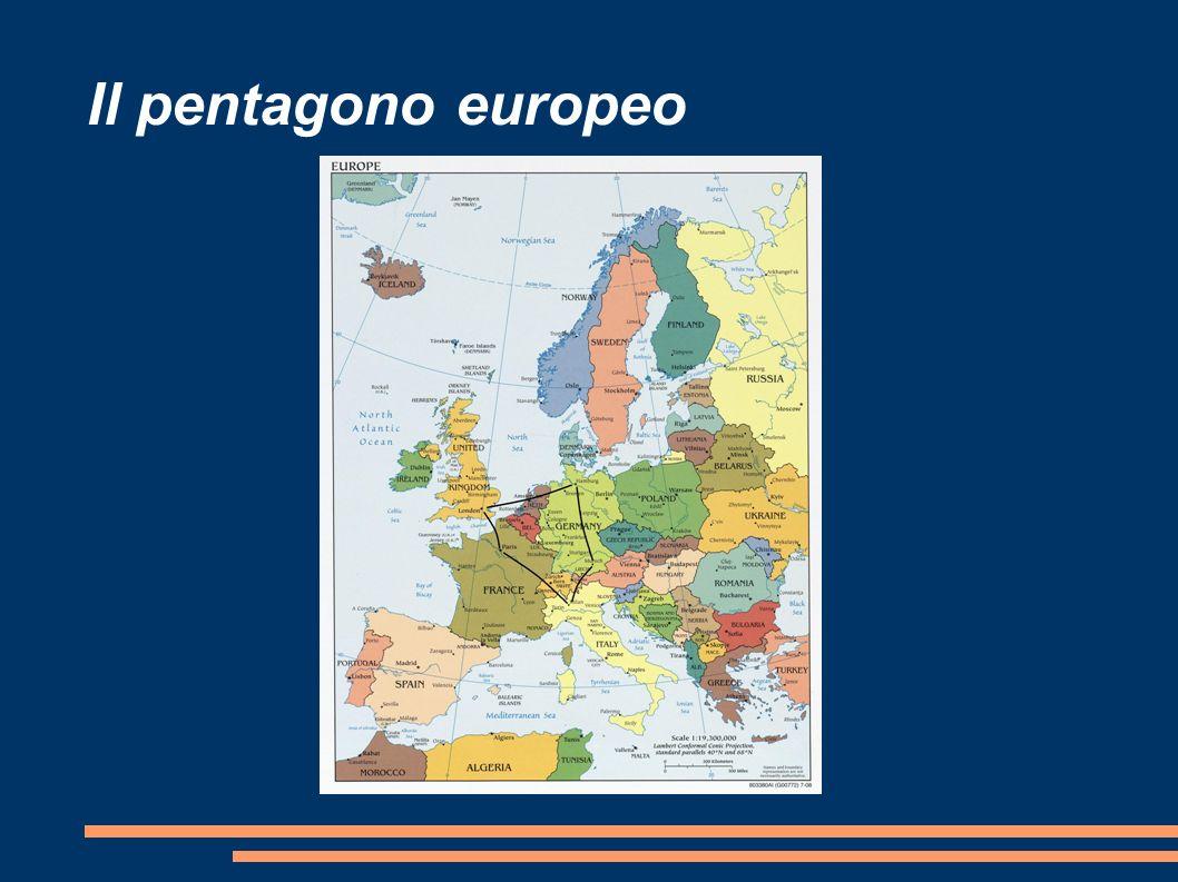 Il pentagono europeo