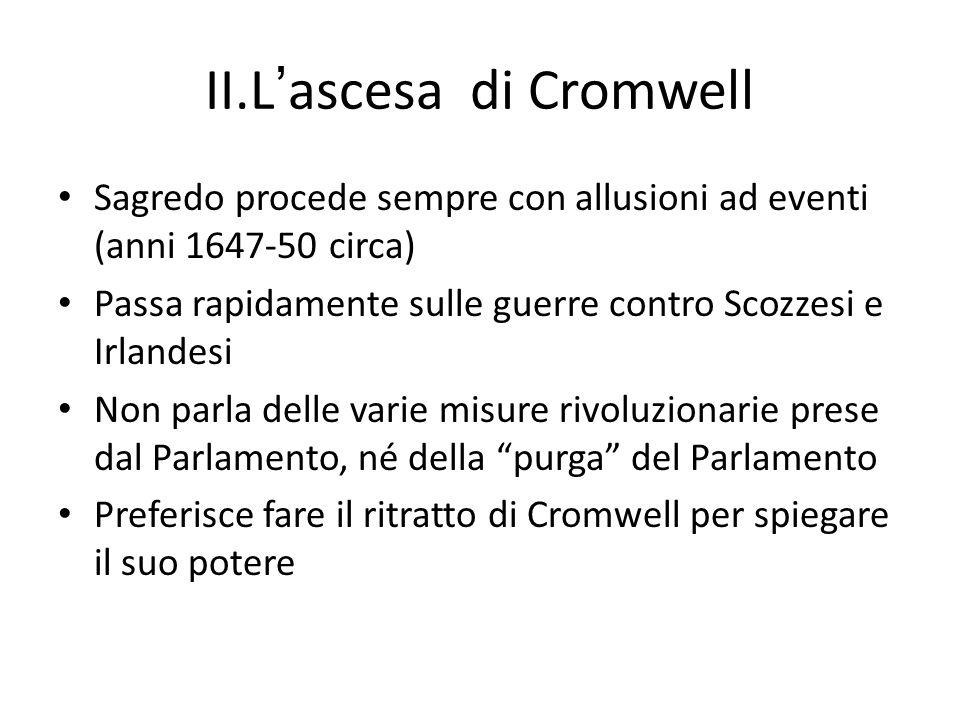 II.L'ascesa di Cromwell