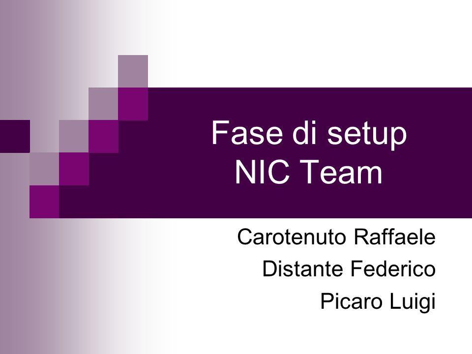 Carotenuto Raffaele Distante Federico Picaro Luigi
