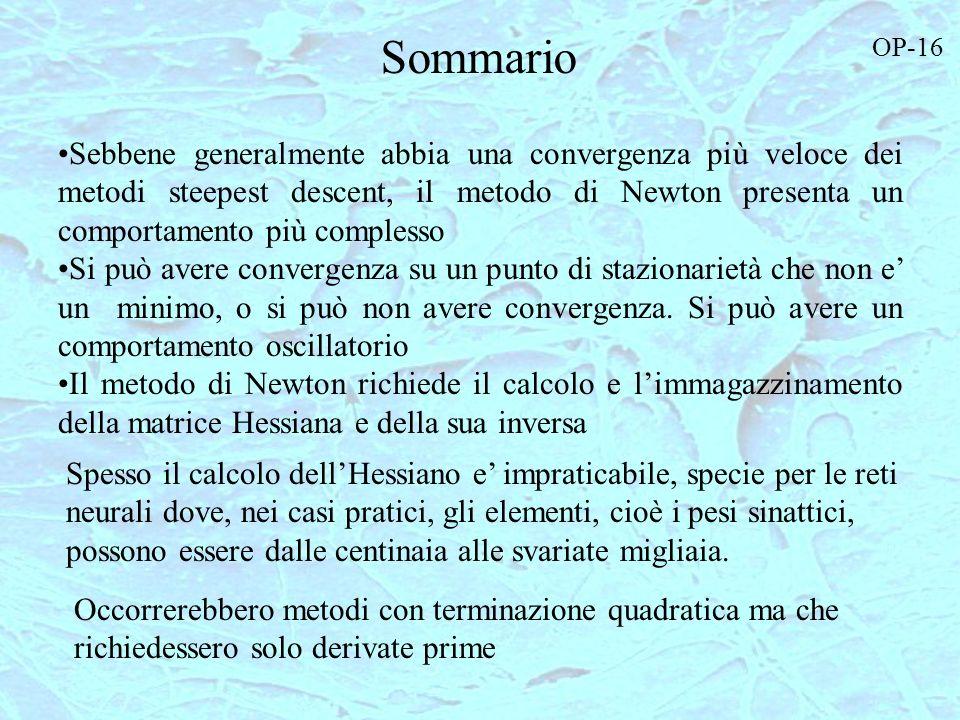 Sommario OP-16.