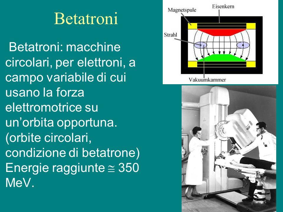 Betatroni