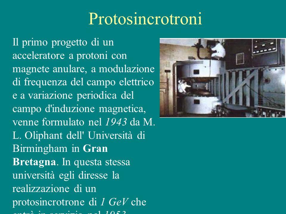 Protosincrotroni