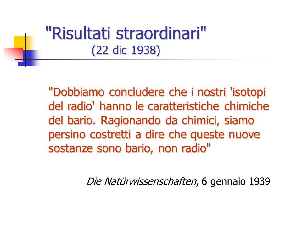 Risultati straordinari (22 dic 1938)