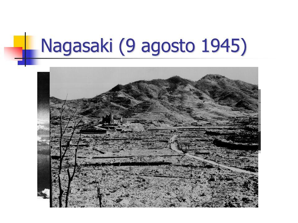 Nagasaki (9 agosto 1945)