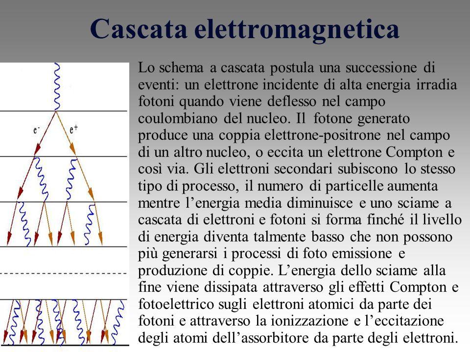 Cascata elettromagnetica