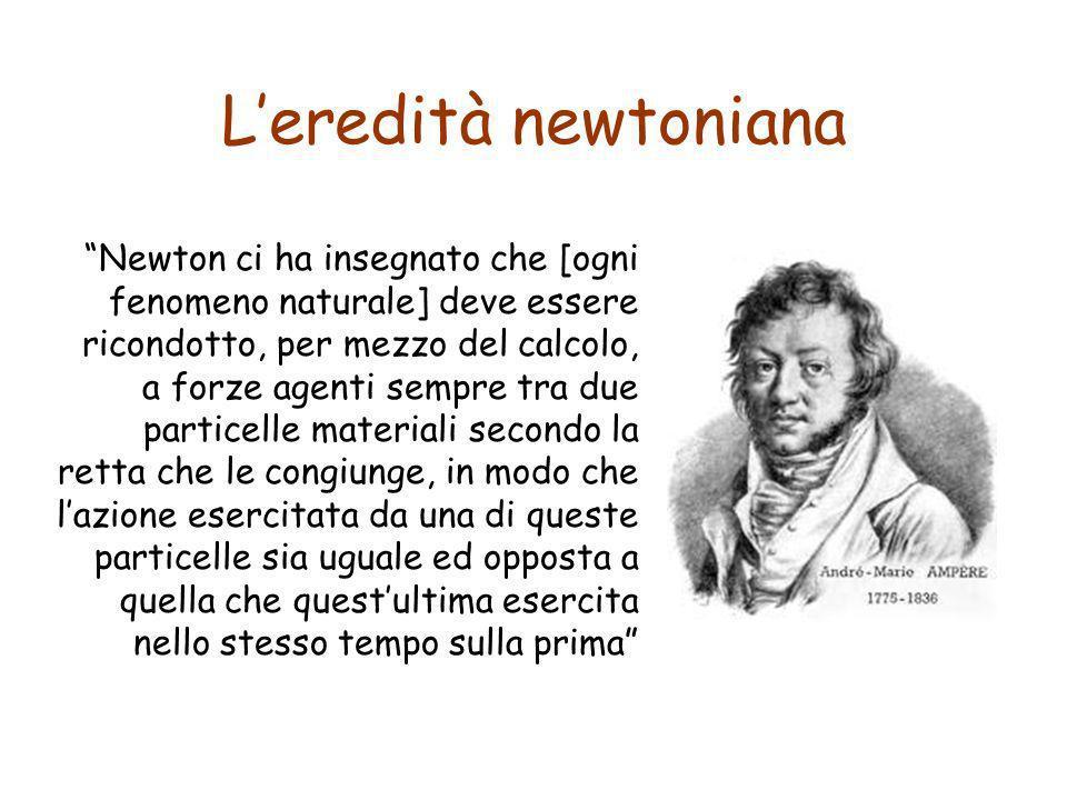 L'eredità newtoniana