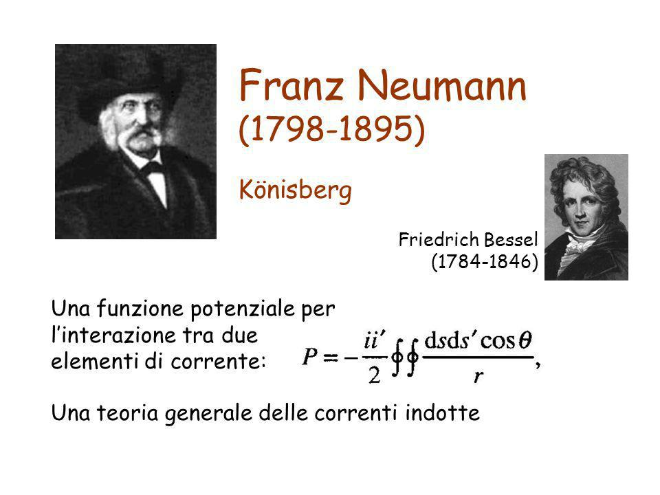 Franz Neumann (1798-1895) Könisberg
