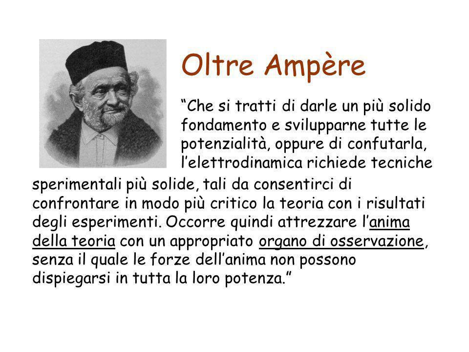 Oltre Ampère
