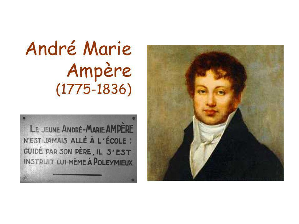 André Marie Ampère (1775-1836)