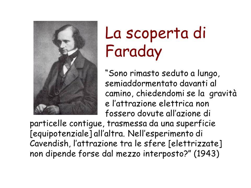 La scoperta di Faraday