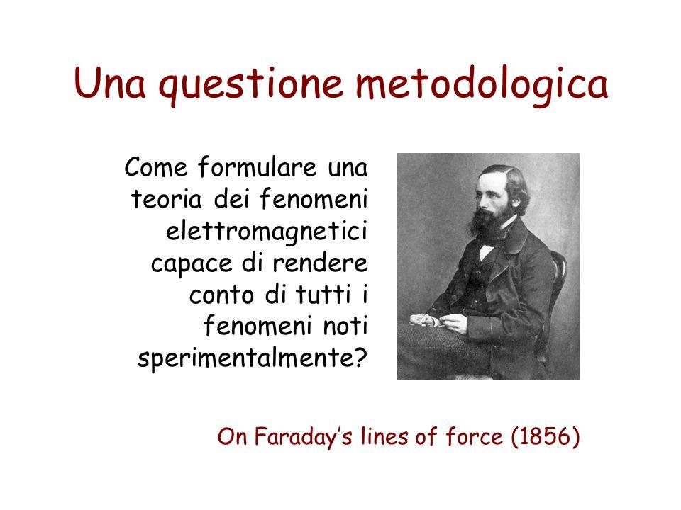 Una questione metodologica